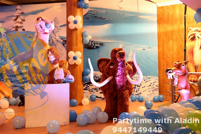 Themed Birthday party cochin