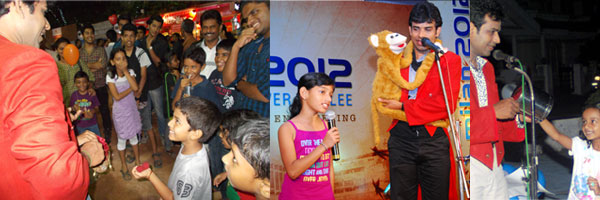 Birthday party organisers in Cochin  package two