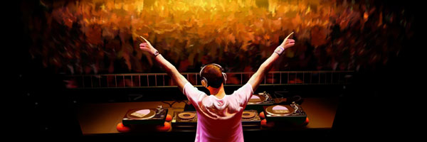 DJ for birthdays and childrens Parties with parttime