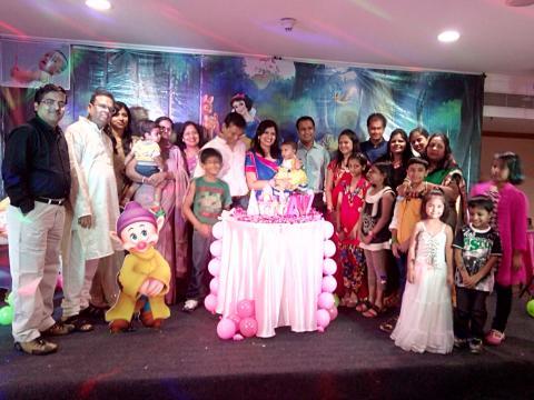 Partytime With Aladin, Kochi, Kerala - Birthday Party ...