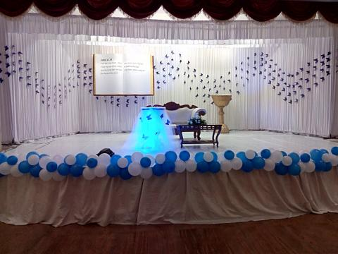 Partytime with aladin kochi kerala birthday party event baptism holy communion decoration kochi cochin kerala junglespirit