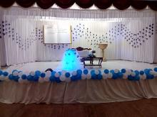 Baptism Holy communion decoration Kochi Cochin Kerala