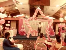 Birthday party decoration Kochi Cochin Kerala