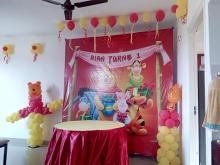 Birthday party decoration Kochi Kotayam Trissur