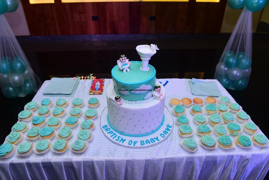 Partytime With Aladin - Holly communion Baptsim Balloon Decoration