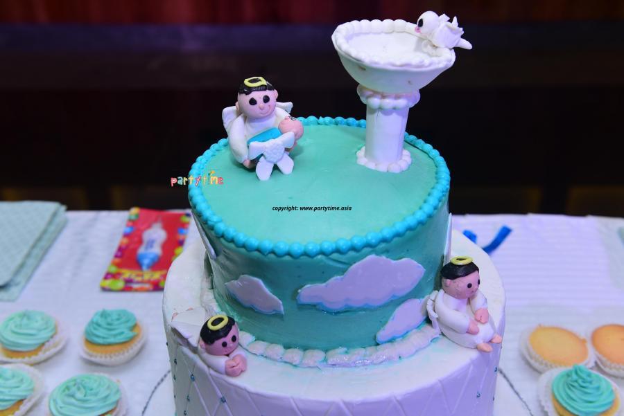 Theme cake and Balloon Decoration - Partytime With Aladin, Kochi, Kerala