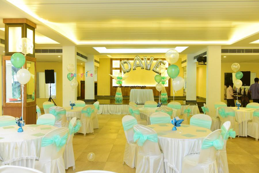 Baptism Theme Cake and Decoration at Trivandrum, Kerala - Partytime With Aladin